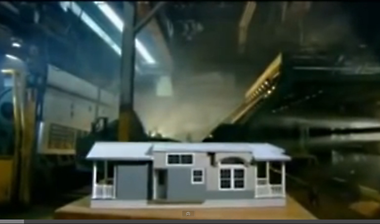 how it s made by cavco homes on the science channel