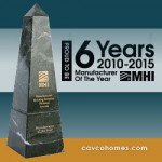 MHI Manufacturer of the Year 2015