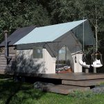 Cavco Glamping Tent RV